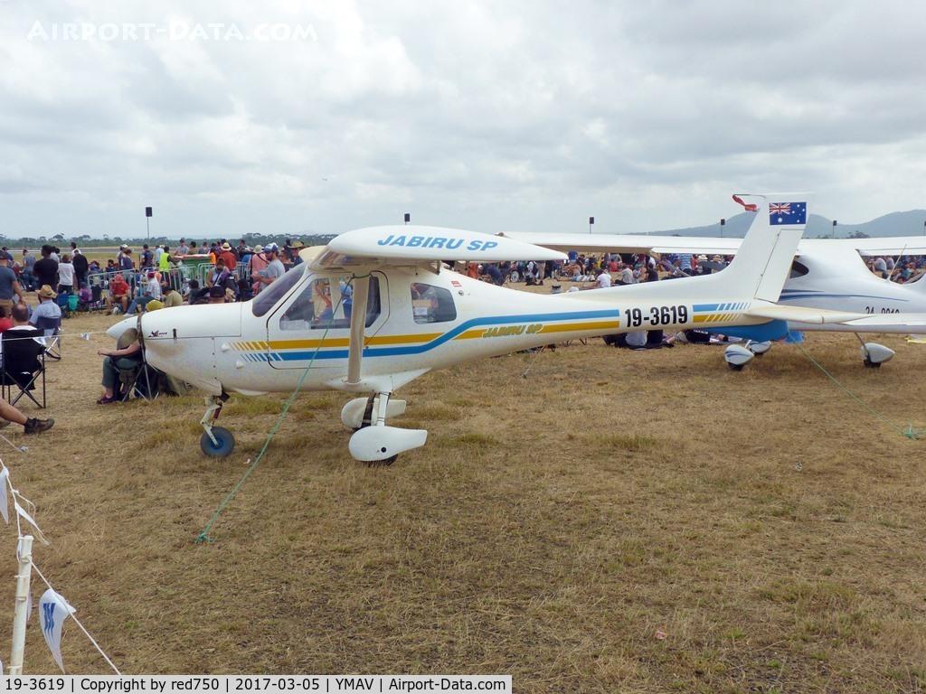 19-3619, Jabiru SP C/N N502, Airshow Downunder 2017, YMAV