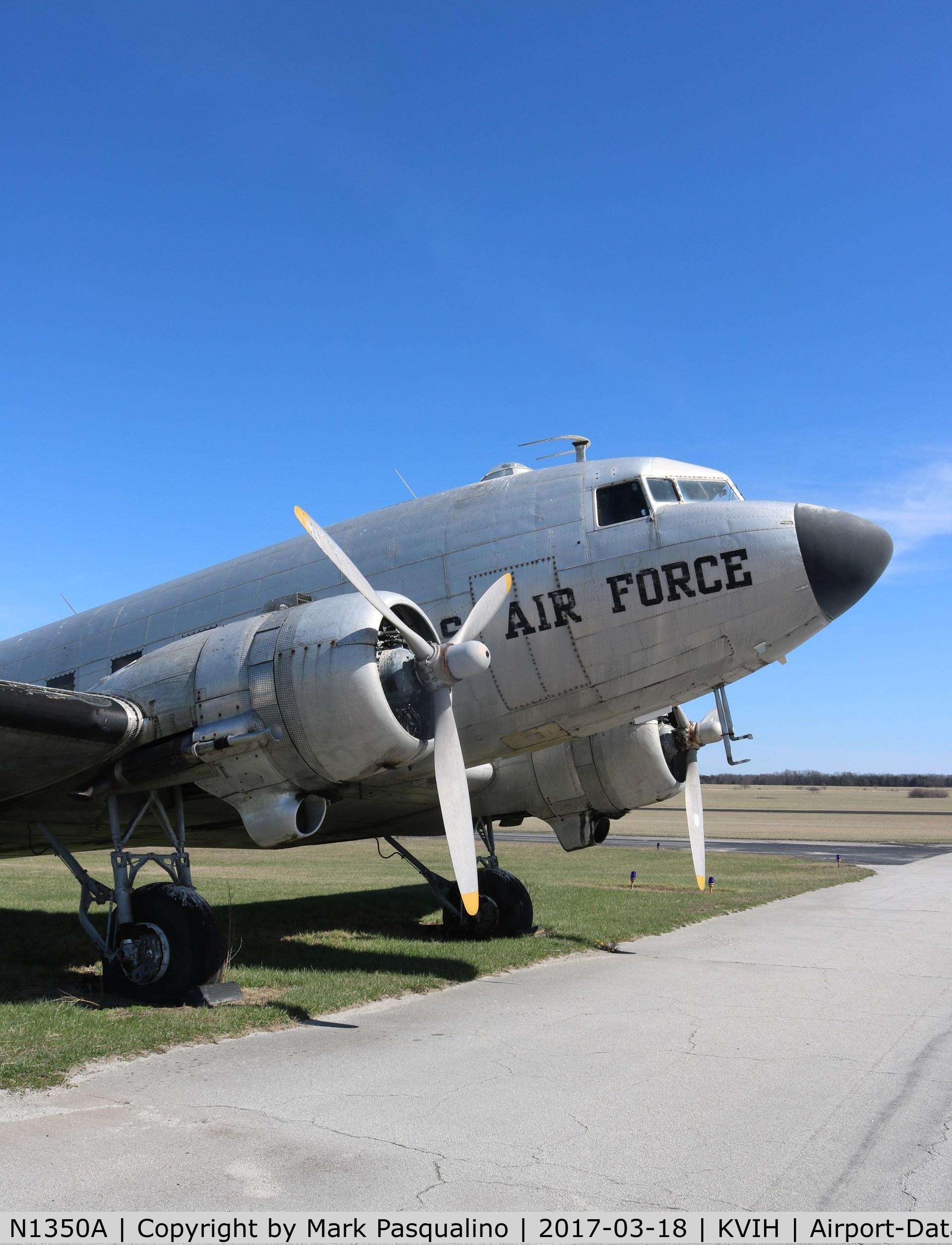N1350A, 1944 Douglas C-47B Skytrain C/N 16285/33032, Douglas C-47B