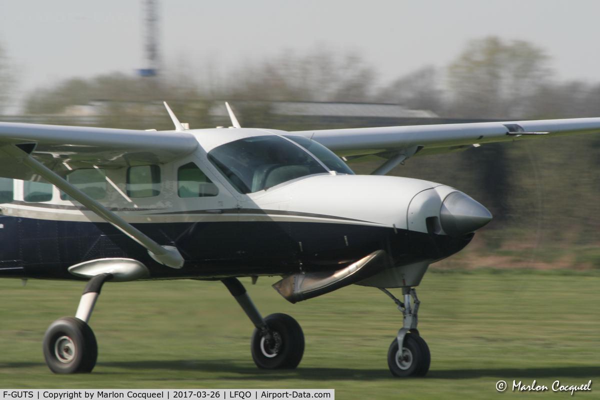 F-GUTS, 1993 Cessna 208 Caravan I C/N 20800225, F-GUTS