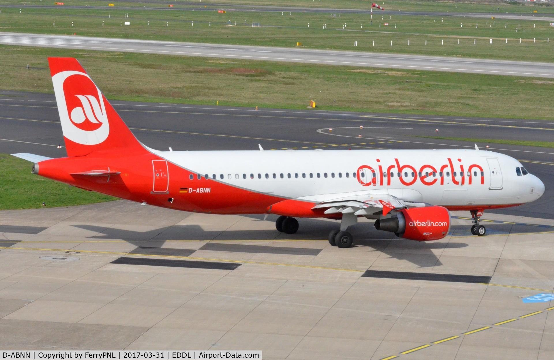 D-ABNN, 2002 Airbus A320-214 C/N 1889, Air Berlin A320