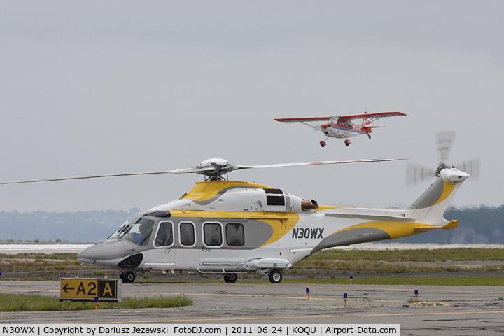 N30WX, AgustaWestland AW-139 C/N 41223, Agusta Westland AW-139 CN 41223, N30WX