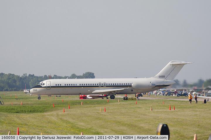 160050, 1975 McDonnell Douglas C-9B Skytrain II C/N 47669, C-9B Skytrain 160050 from VR-52 The Taskmasters NAS JRB Willow Grove, PA
