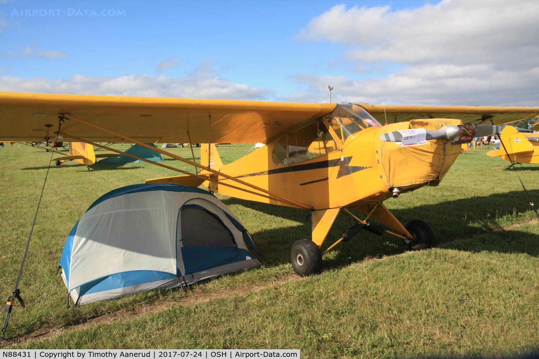 N88431, 1946 Piper J3C-65 Cub Cub C/N 16049, 1946 Piper J3C-65, c/n: 16049