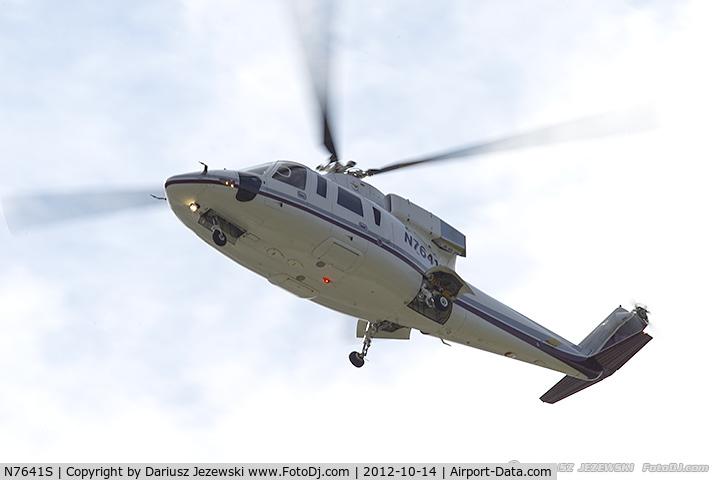 N7641S, Sikorsky S-76B C/N 760427, Sikorsky S-76B C/N 760427, N7641S