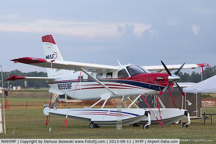 N995MF, 2013 Quest Kodiak 100 C/N 100-0095, Quest Aircraft Company Llc Kodiak 100  C/N 100-95, N995MF