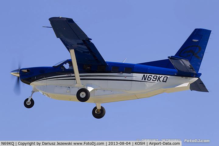N69KQ, 2012 Quest Kodiak 100 C/N 100-0069, Quest Kodiak 100  C/N 100-0069, N69KQ