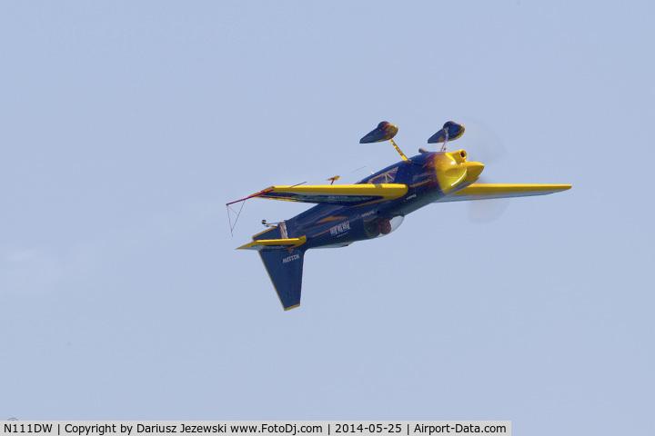 N111DW, 2000 Zivko Edge 540 C/N 0024, Zivko Aeronautics Inc EDGE 540  C/N 0024 - David Windmiller, N111DW