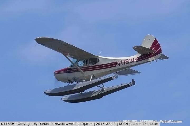 N1183H, 1948 Aeronca 15AC Sedan C/N 15AC-194, Aeronca 15AC Sedan  C/N 15AC-194 , N1183H