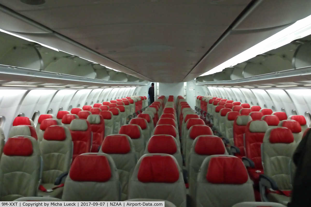 9M-XXT, 2014 Airbus A330-343 C/N 1549, 3-3-3 on the A330-300