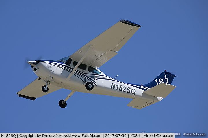 N182SQ, 1981 Cessna 182R Skylane Skylane C/N 18267840, Cessna 182R Skylane  C/N 18267840, N182SQ