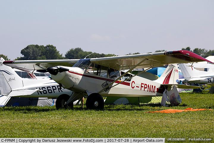 C-FPNM, 1990 Christen A-1 Husky C/N 1135, Christen A-1  C/N 1135, C-FPNM