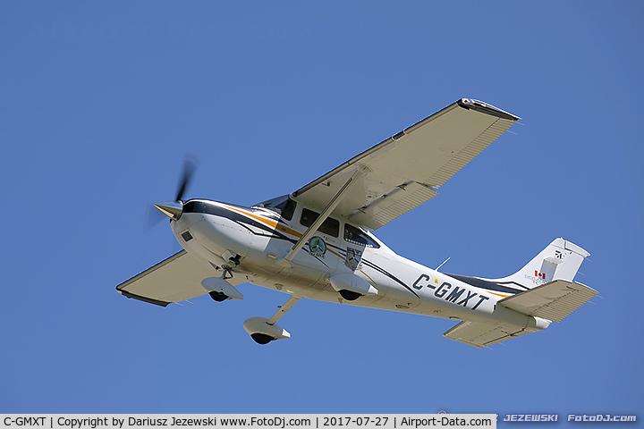 C-GMXT, Cessna T182T Turbo Skylane C/N T18208708, Cessna T182T Turbo Skylane  C/N T18208708, C-GMXT
