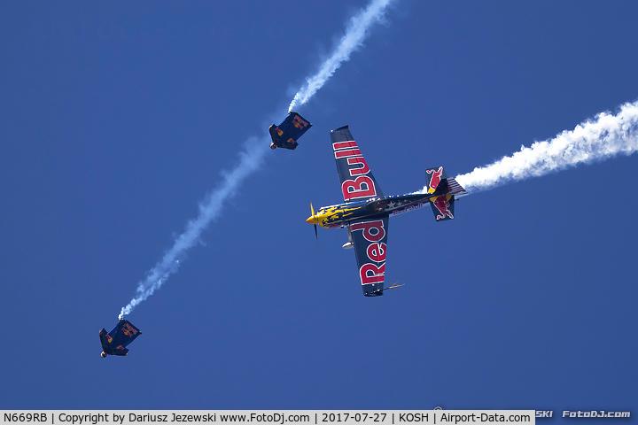N669RB, 2000 Zivko Edge 540 C/N 0027, Zivko Aeronautics Inc EDGE 540 C/N 0027 - Kirby Chambliss, N669RB