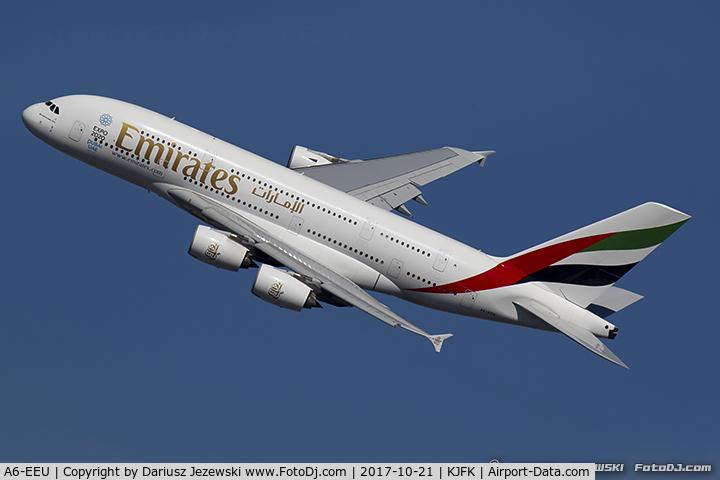 A6-EEU, 2013 Airbus A380-861 C/N 147, Airbus A380-861 - Emirates B415 C/N 147, A6-EEU