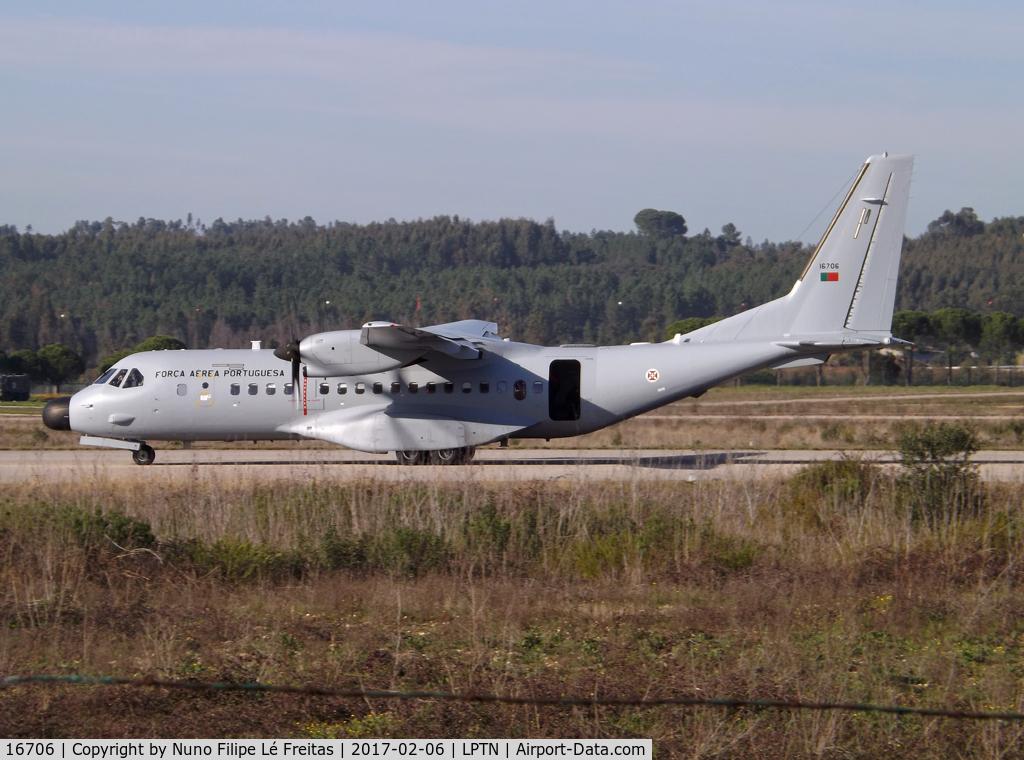 16706, CASA C-295M C/N 059, Taxiing.