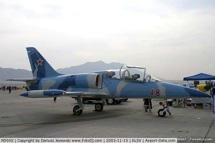 N50XX, 1979 Aero L-39C Albatros C/N 931331, Aero Vodochody L-39C Albatros C/N 931331, NX50XX