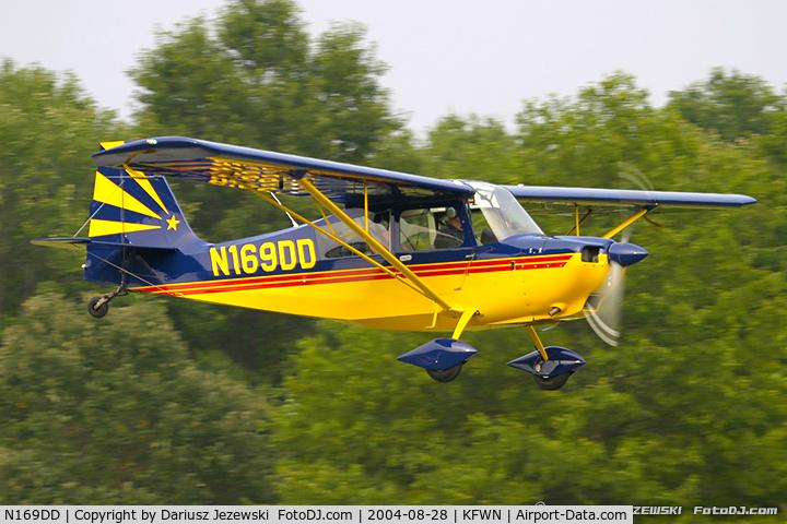 N169DD, 2001 American Champion 7GCAA Citabria C/N 455-2001, American Champion 7GCAA Citabria  C/N 455-2001, N169DD