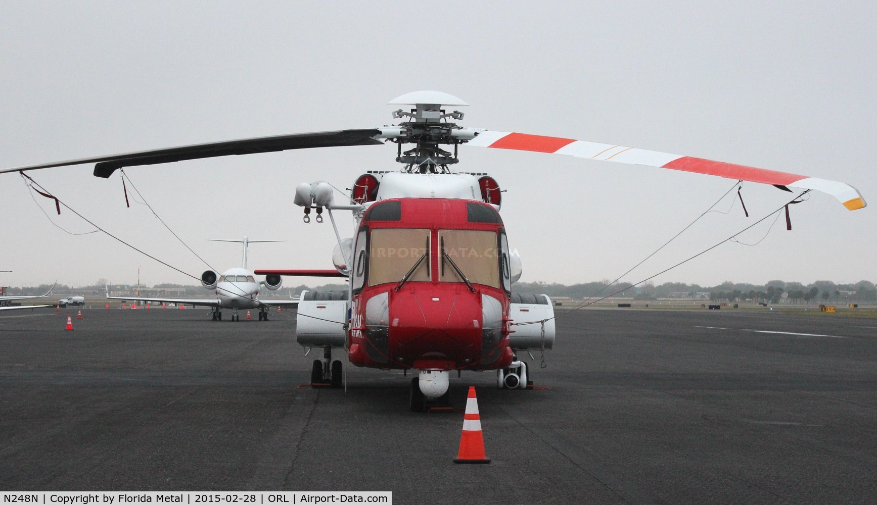 N248N, 2014 Sikorsky S-92A C/N 920248, Sikorsky S-92 HMS Coast Guard