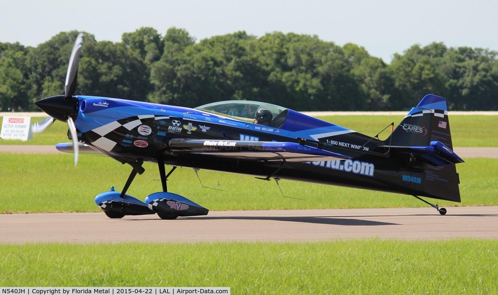 N540JH, MX Aircraft MXS C/N 14, Rob Holland