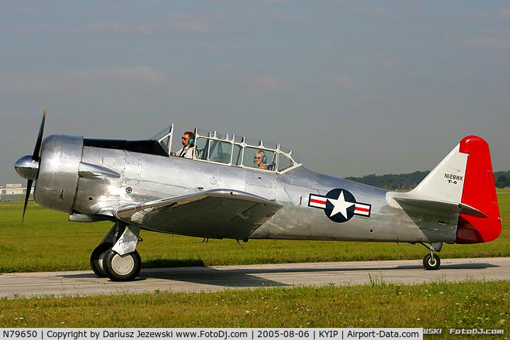N79650, 1944 Boeing E75N1 C/N 75-5770, Boeing E75N1 Stearman  C/N 75-5770 - Dave Groh, N79650