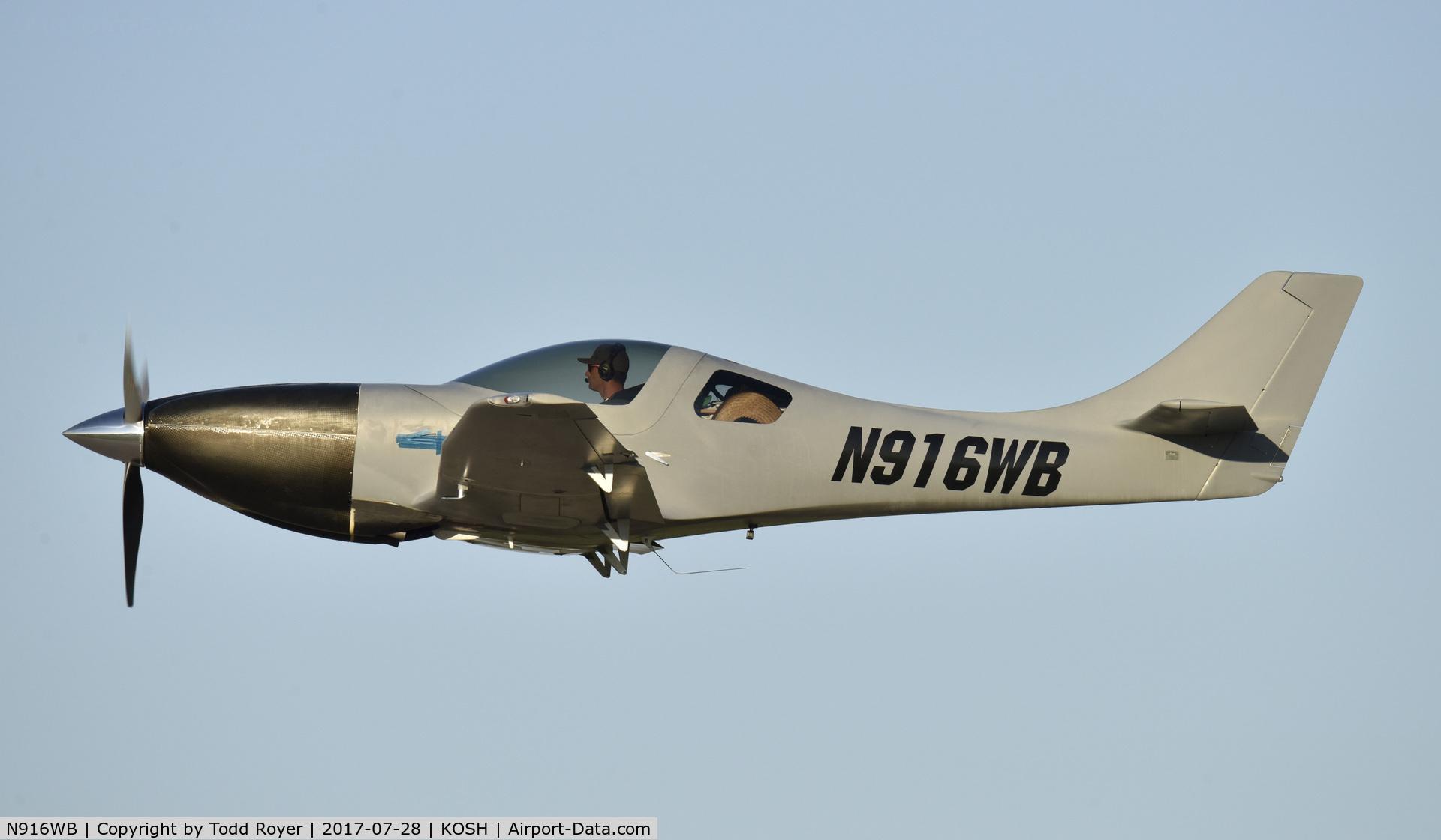 N916WB, Lancair Legacy C/N L2K-231, Airventure 2017