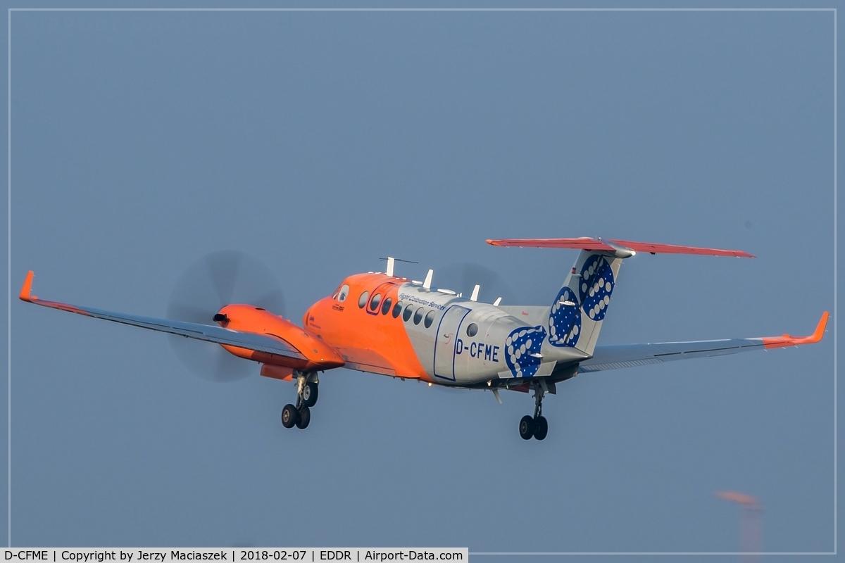 D-CFME, 2009 Hawker Beechcraft 350 King Air (B300) C/N FL-627, Hawker Beechcraft B300 King Air 350
