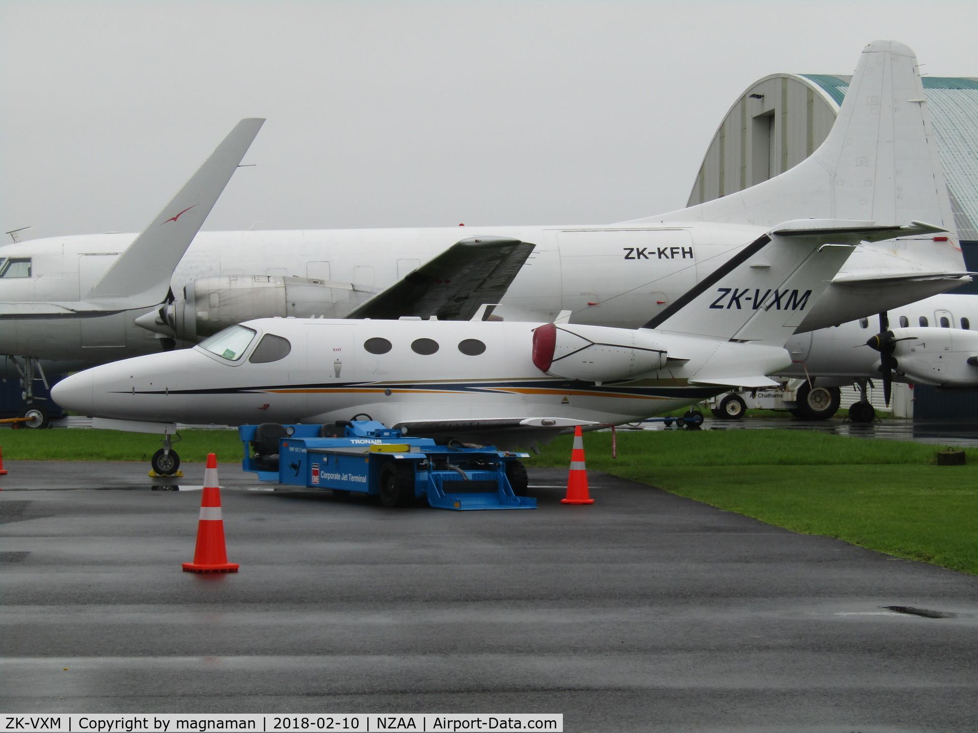 ZK-VXM, 2010 Cessna 510 Citation Mustang C/N 510-0347, ex ZK-JAK now ZK-VXM