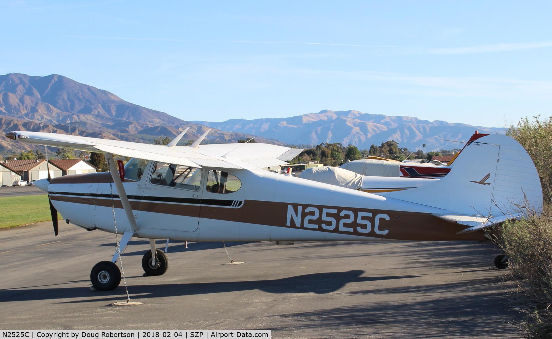 N2525C, 1954 Cessna 170B C/N 26169, 1954 Cessna 170B, Continental C145 145 Hp