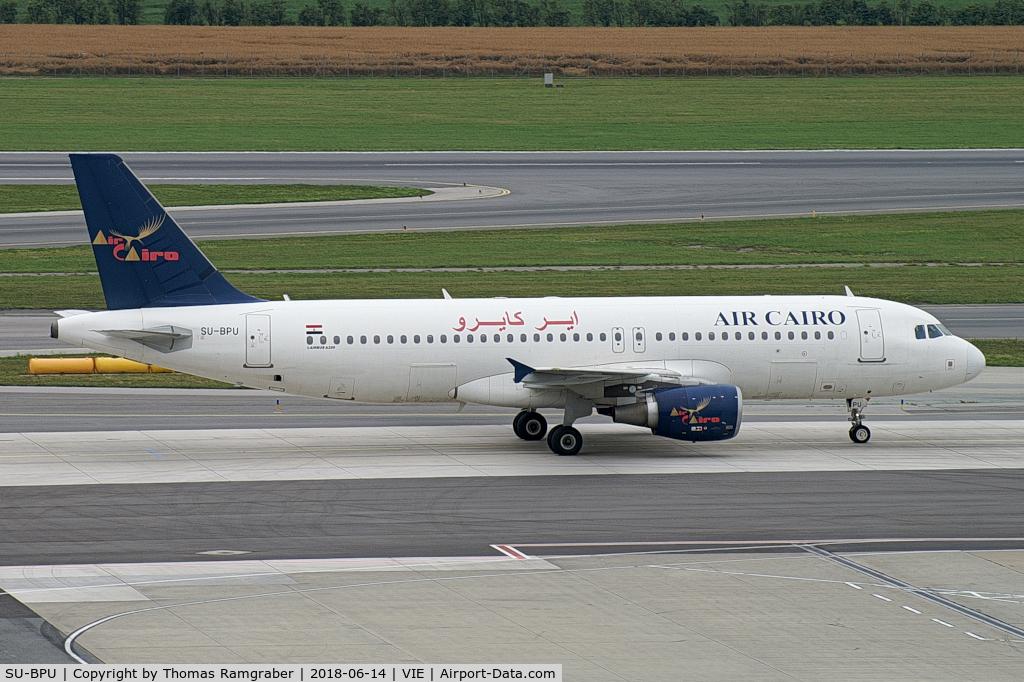 SU-BPU, 2006 Airbus A320-214 C/N 2937, Air Cairo Airbus A320