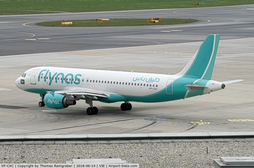 VP-CXC, 2004 Airbus A320-214 C/N 2171, Flynas Airbus A320