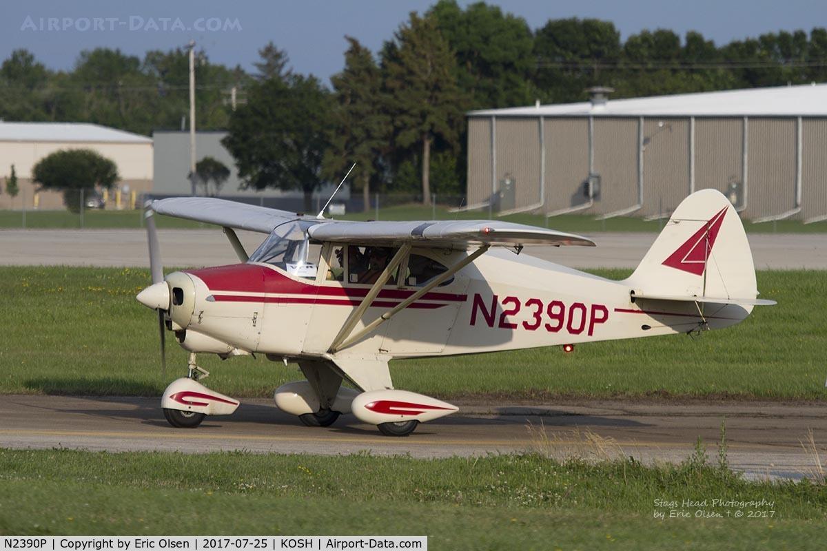 Aircraft N2390P (1955 Piper PA-22-150 Tri-Pacer C/N 22-2781) Photo