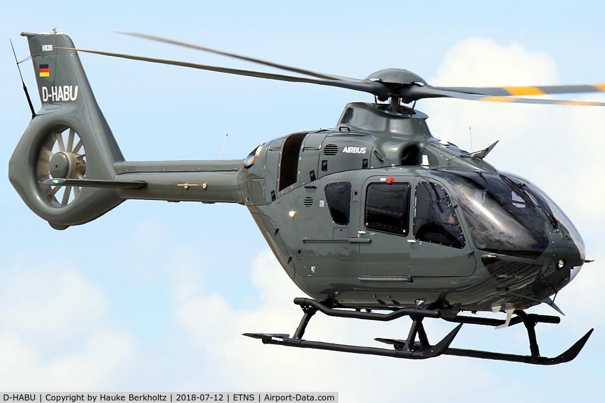 D-HABU, Airbus Helicopters EC-135T-3H C/N 1266, D-HABU at ETNS