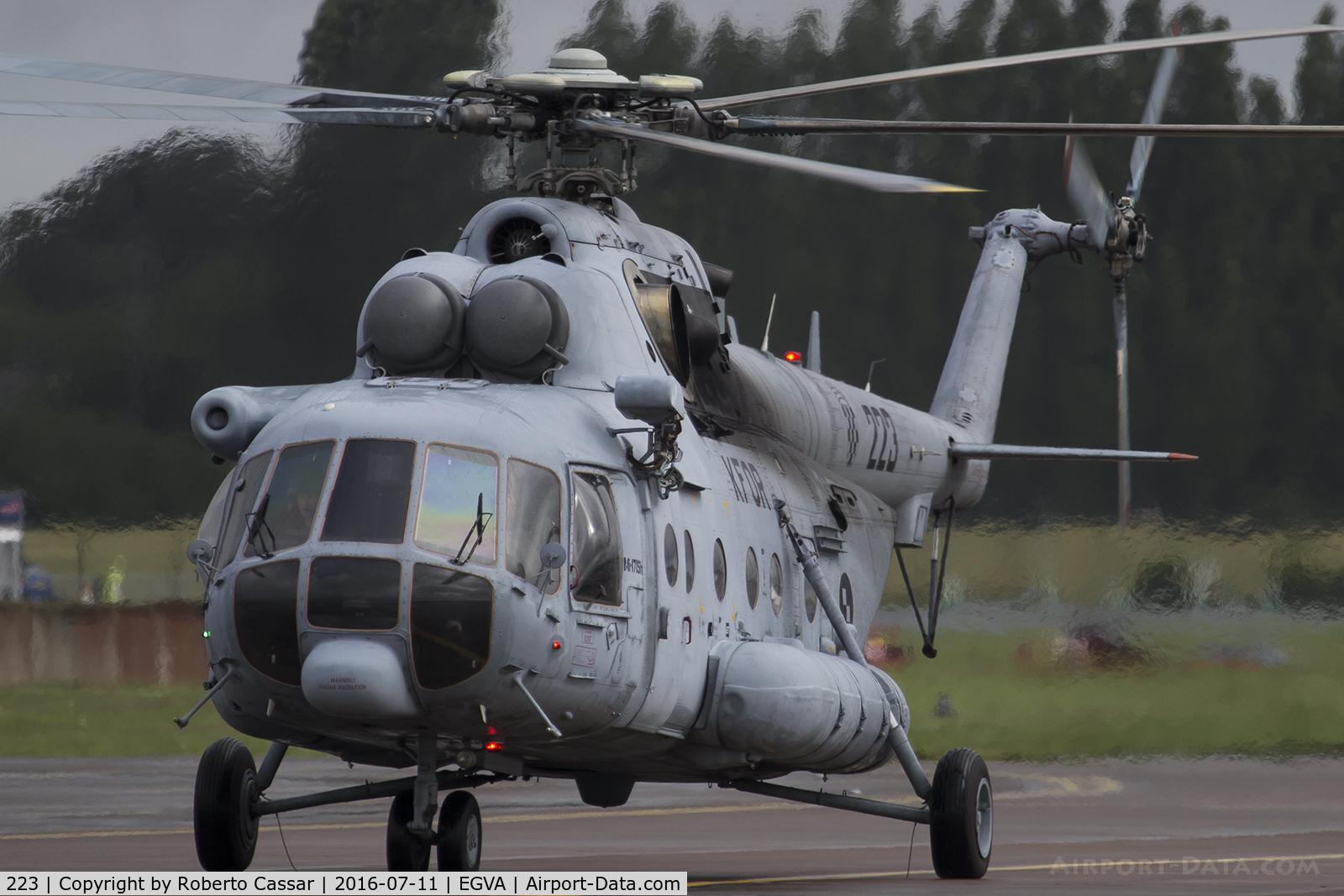 223, Mil Mi-171sh Baikal C/N 103/GS016/4038, RIAT 2016