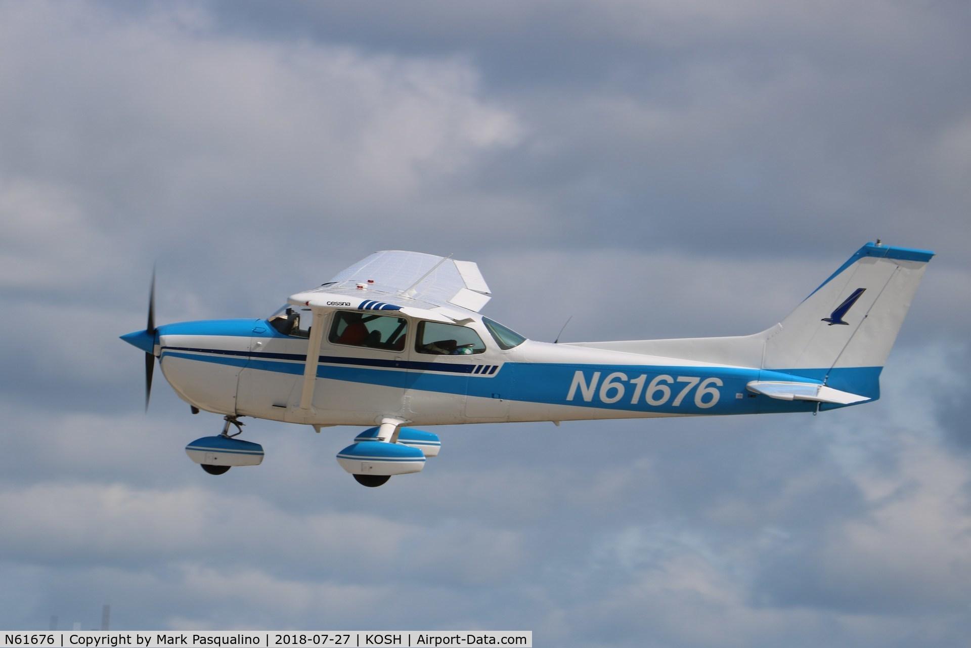 the best attitude 9fa4a 1bb08 Aircraft N61676 (1975 Cessna 172M Skyhawk C/N 17264721 ...