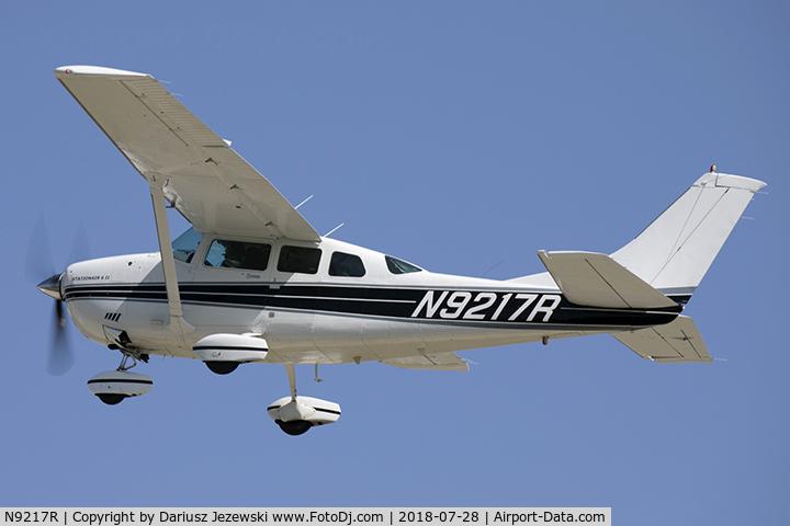 N9217R, 1984 Cessna U206G Stationair C/N U20606826, Cessna U206G Stationair  C/N U20606826, N9217R