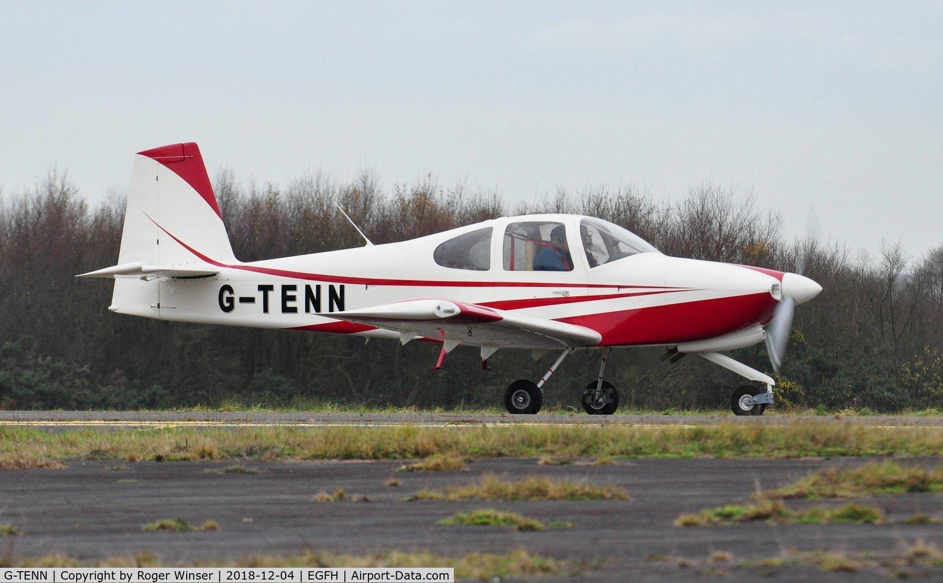 Aircraft G-TENN (2016 Vans RV-10 C/N LAA 339-15222) Photo by