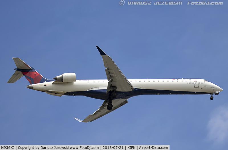 N936XJ, 2008 Bombardier CRJ-900ER (CL-600-2D24) C/N 15201, Bombardier CRJ-900ER (CL-600-2D24) - Delta Connection (Endeavor Air)   C/N 15201, N936XJ