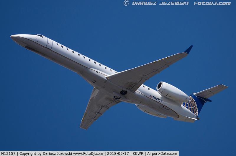 N12157, 2004 Embraer EMB-145XR C/N 145787, Embraer ERJ-145XR (EMB-145XR) - United Express (ExpressJet Airlines)   C/N 145787, N12157