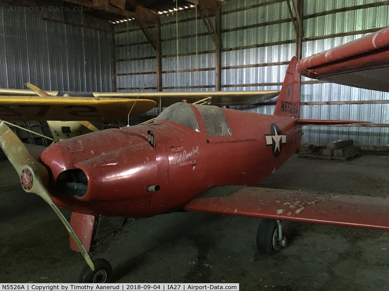 N5526A, Superior Culver PQ-14B C/N N-917, Superior Culver PQ-14B, c/n: N-917