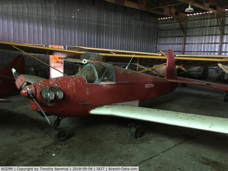 N329M, Mooney M-18C C/N 210, Mooney M-18C, c/n: 210