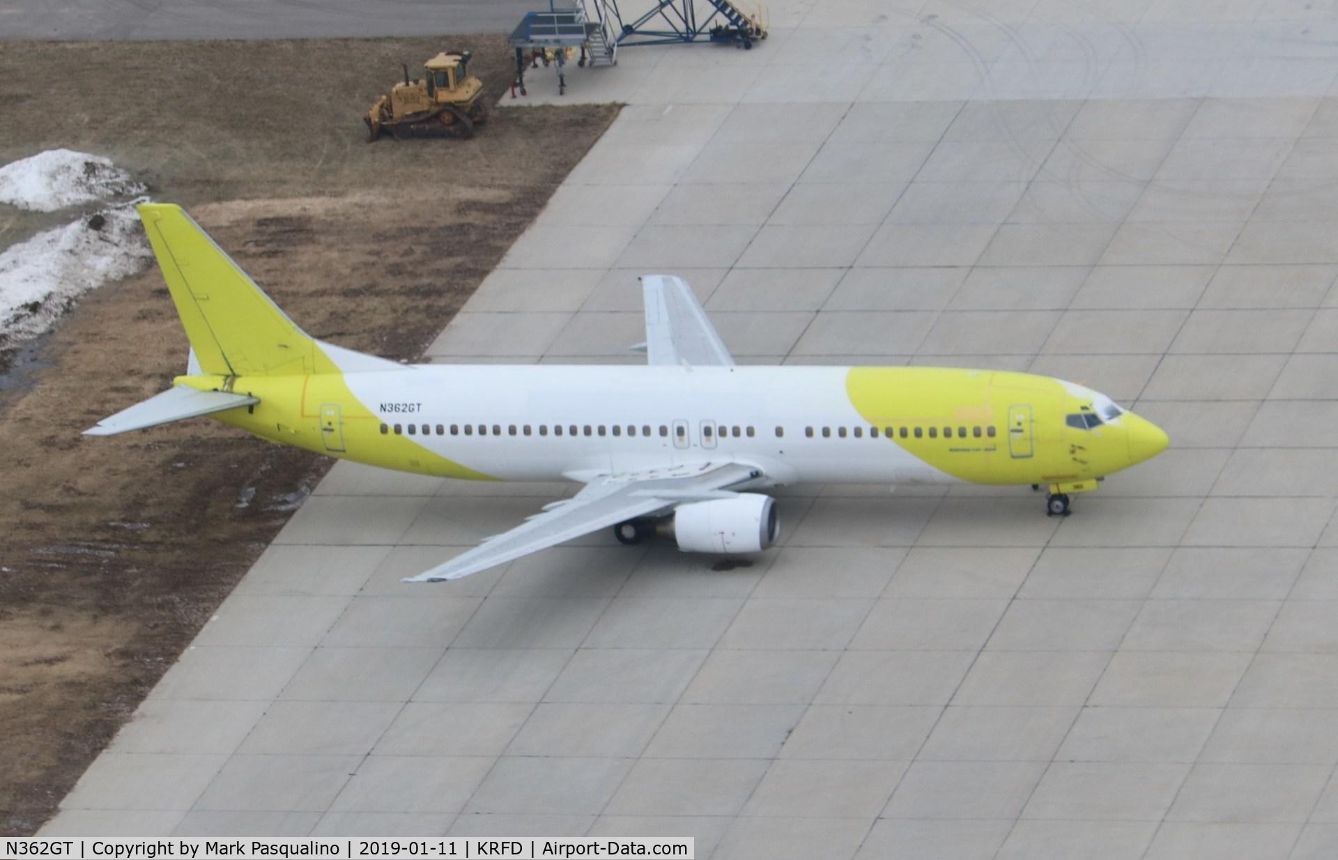 N362GT, 1994 Boeing 737-4Q8 C/N 26308, Boeing 737-4Q8