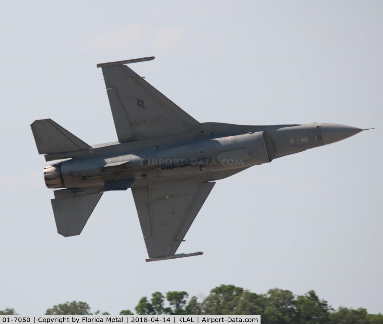 01-7050, 2001 Lockheed Martin F-16CJ Fighting Falcon C/N CC-228, F-16CJ