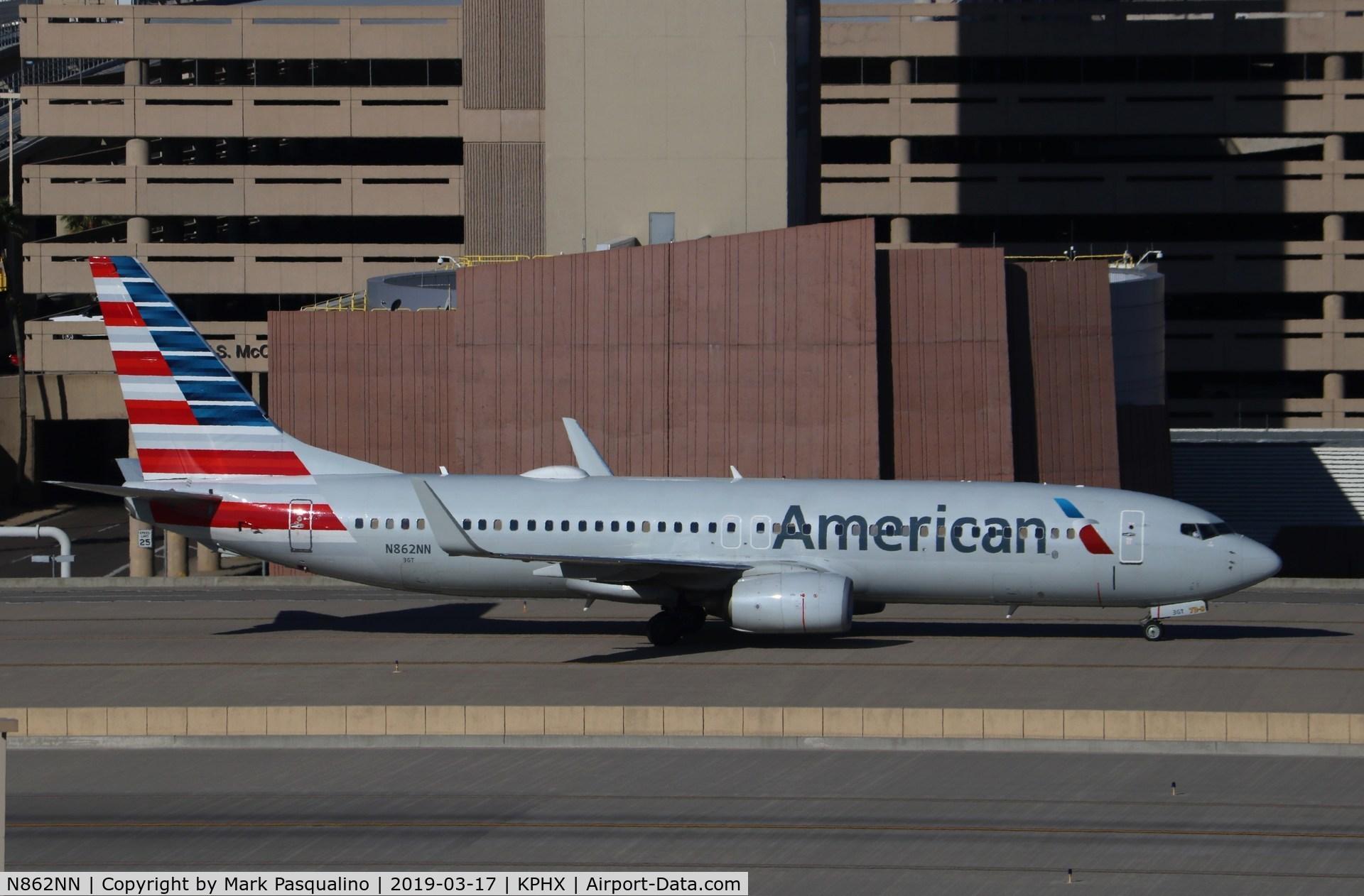N862NN, 2010 Boeing 737-823 C/N 30905, Boeing 737-823