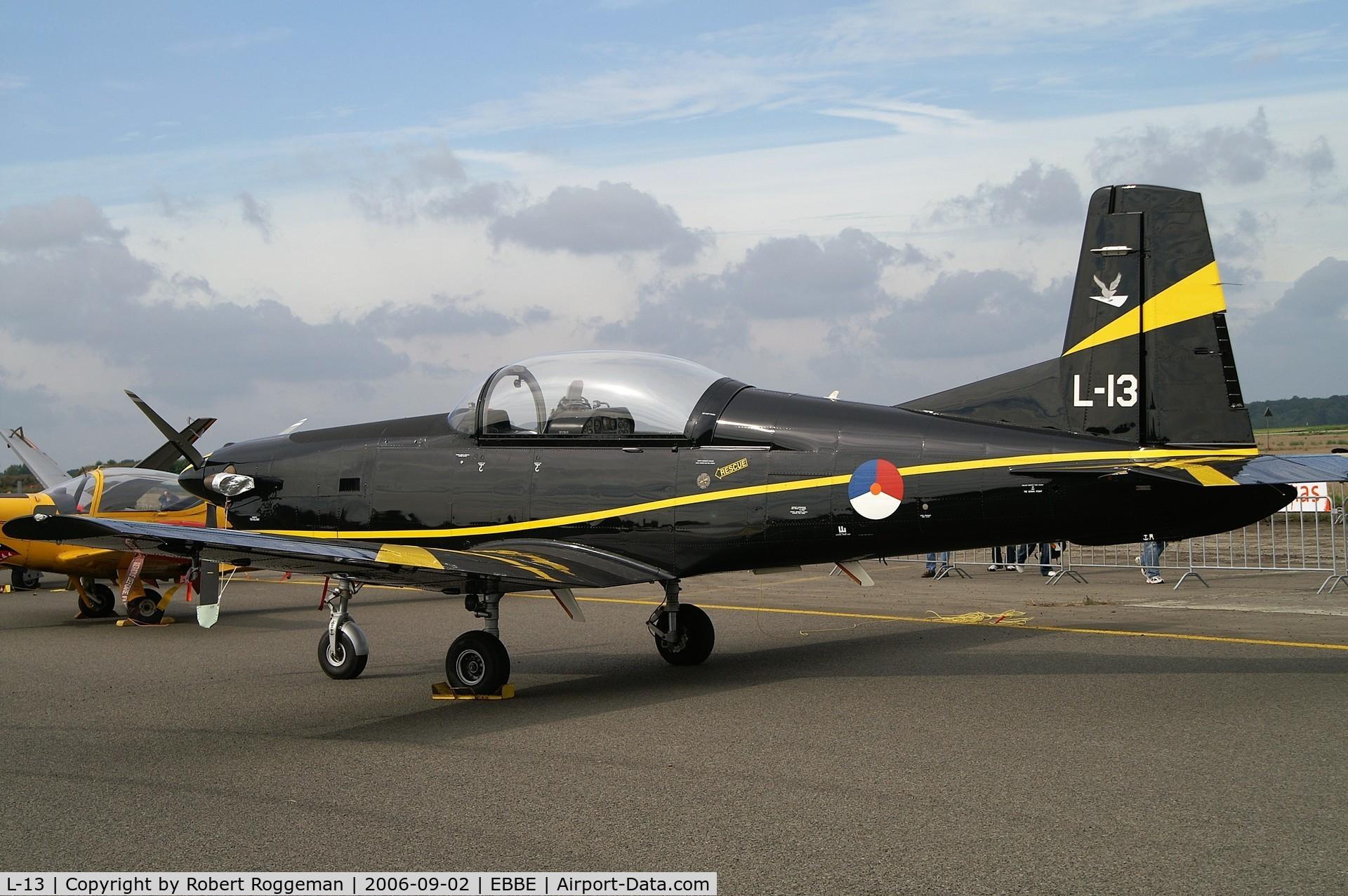 L-13, 1999 Pilatus PC-7 Turbo Trainer C/N 612, DEFENCE DAY.