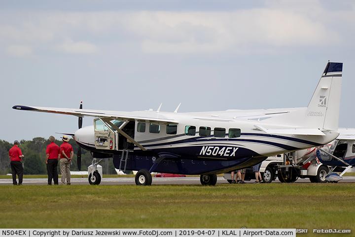 Aircraft N504ex 2019 Cessna 208b Grand Caravan Ex C N 208b5504 Photo By Dariusz Jezewski Www Fotodj Com Photo Id Ac1476854