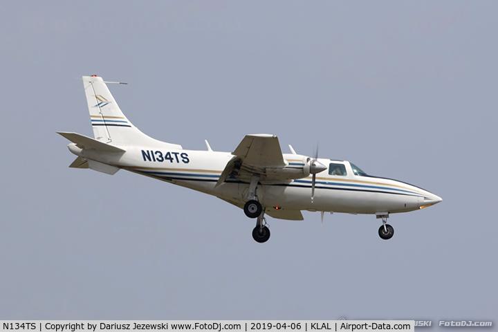 N134TS, 1973 Smith Aerostar 601 C/N 61-0134-072, Aerostar 601  C/N 61-0134-072 , N134TS