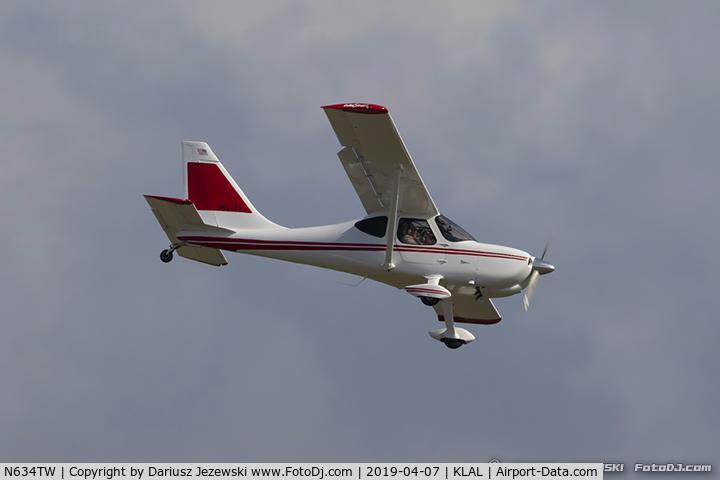 N634TW, 2000 Stoddard-Hamilton GlaStar GS-1 C/N 5231, Glastar GS1  C/N 5231, N634TW
