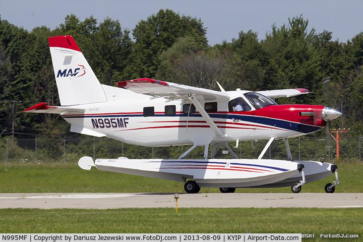 N995MF, 2013 Quest Kodiak 100 C/N 100-0095, Quest Kodiak 100  C/N 100-0095, N995MF