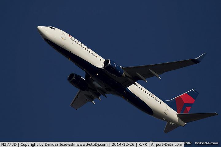 N3773D, 2010 Boeing 737-832 C/N 30825, Boeing 737-832 - Delta Air Lines  C/N 30825, N3773D