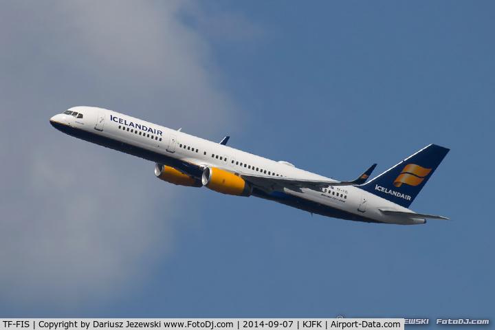 TF-FIS, 1994 Boeing 757-256 C/N 26245, Boeing 757-256 - Icelandair  C/N 26245, TF-FIS